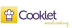 #Cooklet #SocialCooking, #app, #design, #logo, #brand