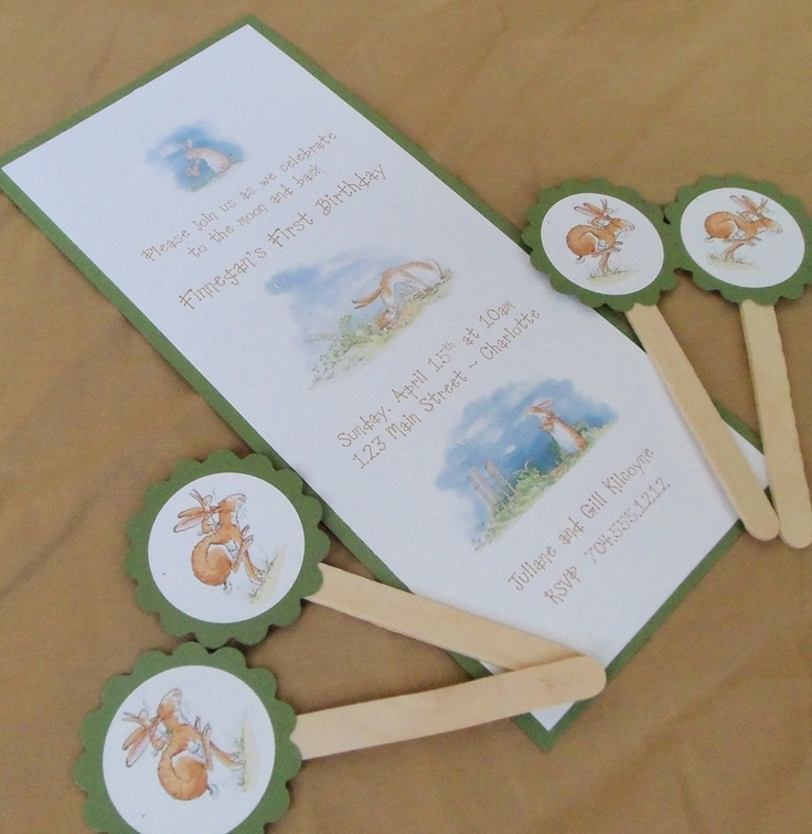 Baby Shower Gifts How Much ~ Best images about guess how much i love you on