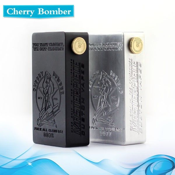 100% Authentic Cherry Bomber Mod/cherry Bomb Mod/cherry Bomber Box Mod Photo, Detailed about 100% Authentic Cherry Bomber Mod/cherry Bomb Mod/cherry Bomber Box Mod Picture on Alibaba.com.