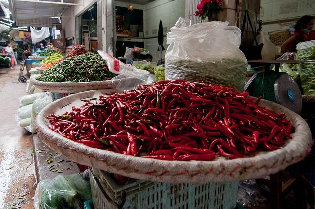 chilis by Mark Fischer