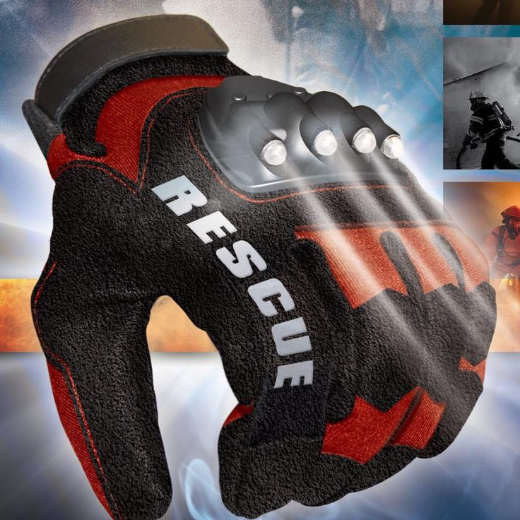Rescue Light Glove for Fire/ EMS  Tactical glove