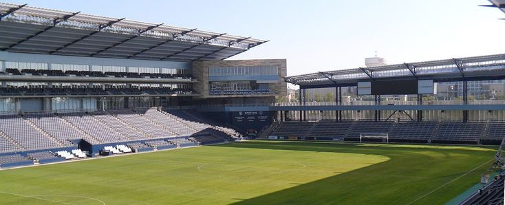 Sporting Kansas joins long and growing list of stadiums who have turned to EMSEAL for lasting stadium expansion joint waterproofing and bridging