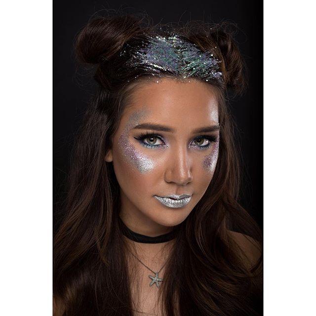 Galactic Princess Makeup Tutorial Coming Soon :sparkles::alien::crown: