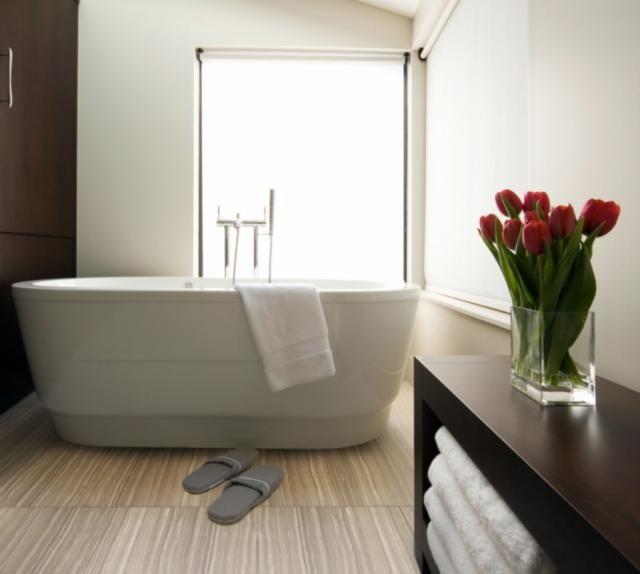 Small Bathroom Tile Looks : Bathroom tile ideas for a fresh new look