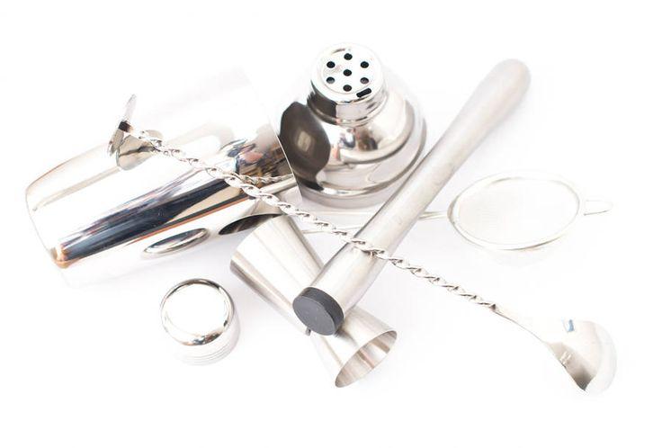 Mixologist Cocktail Equipment Kit