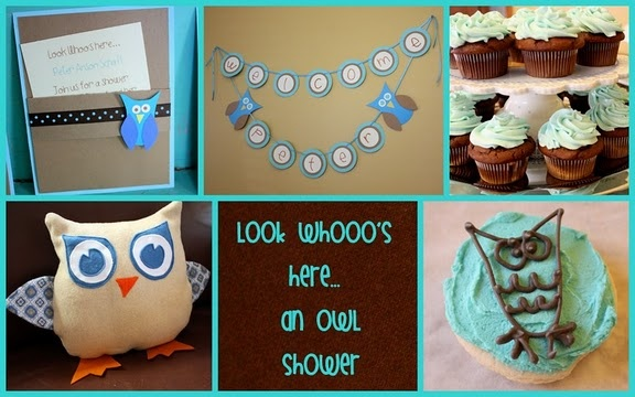 owl baby shower: Owl Baby, Baby Shower Ideas, Baby Gifts, Chocolates Owl, Owl Cupcakes, Parties Ideas, Owl Shower, Owl Parties, Baby Stuff