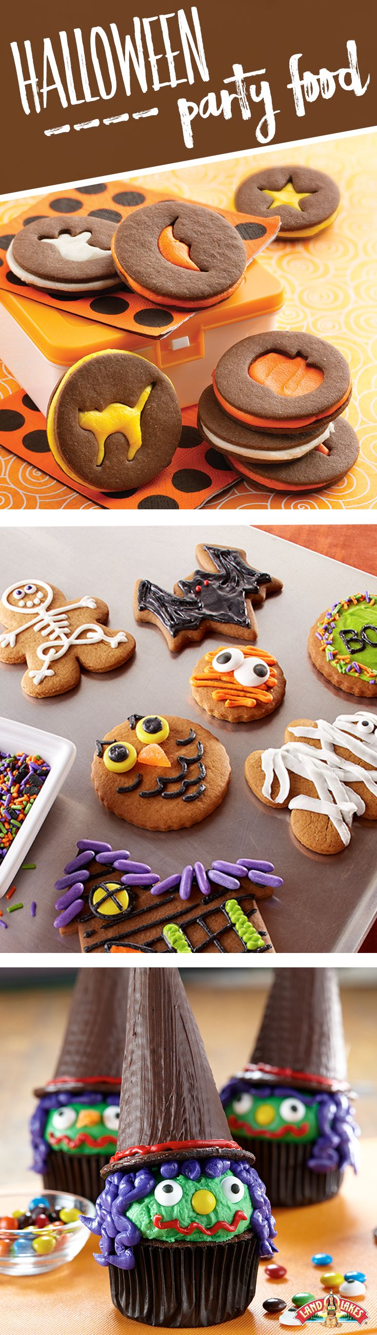 Fun and colorful treat ideas for your next Halloween party!