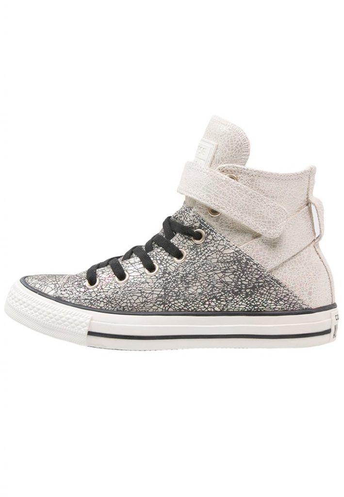 Converse CHUCK TAYLOR ALL STAR BREA Sneaker high egret/black für Damen