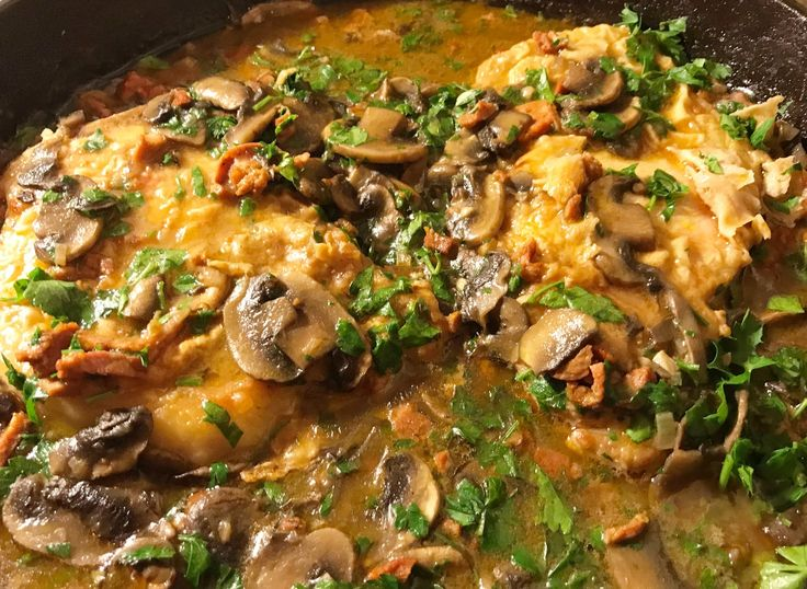 Check out Simon Majumdar's Smothered Pork Chops in Chorizo Gravy Recipe.