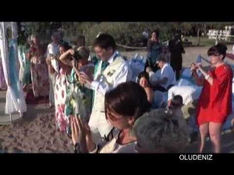 Wedding in Oludeniz / Blue Lagoon