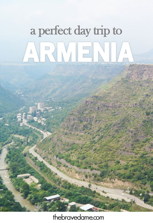 A perfect day trip to the Lori province, Armenia - The Brave Dame #armenia #lori #caucasus #travel