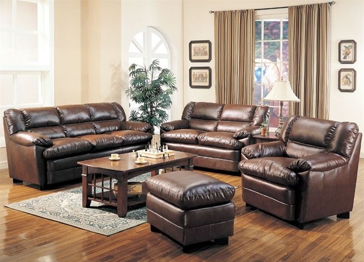 Leather material is tempting. It has its own exclusivity, sleek appearance, and sophisticated design. Finding the leather living room furniture sets may be easy, but getting the best for your living room may need careful attention. These are the tips that you can apply before buying ones and also ways to manage the leather appearance.