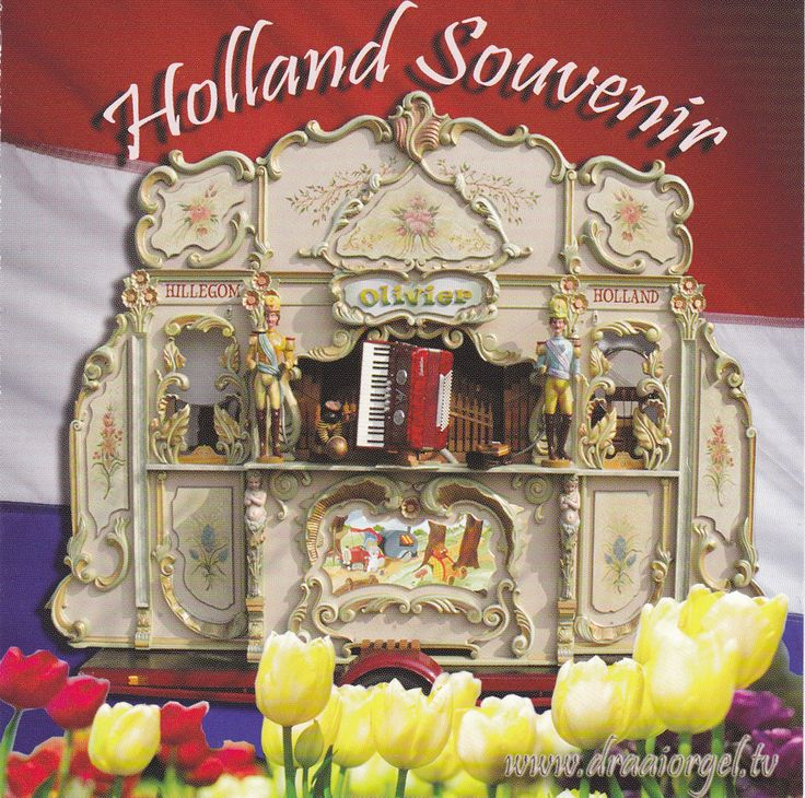 Olivier - Holland Souvenir
