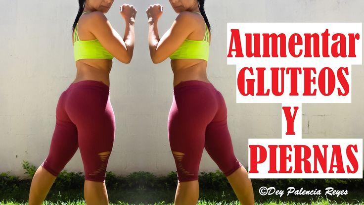 PIERNAS PERFECTAS - RUTINA 436 - Ejercicios para aumentar glúteos -Aumen...
