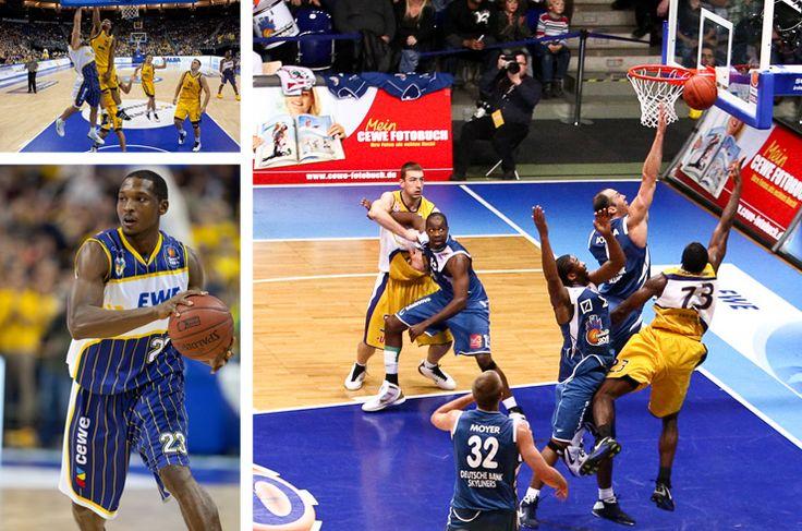 Seit 2009/2010 gehört CEWE zu den Hauptsponsoren der EWE Baskets Oldenburg, die sich bereits seit über 9 Jahren in der Bundesliga etabliert haben.
