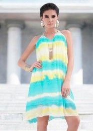 Party Wear Chiffon Multi Colour Printed Tops