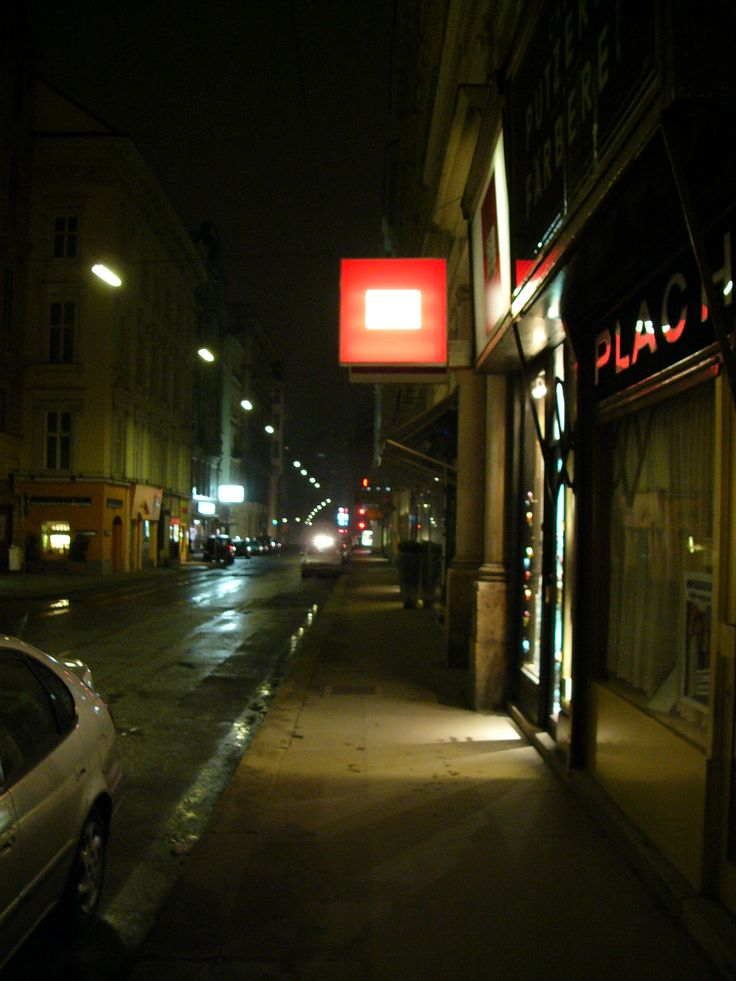Images For > City Streets At Night | City streets ...