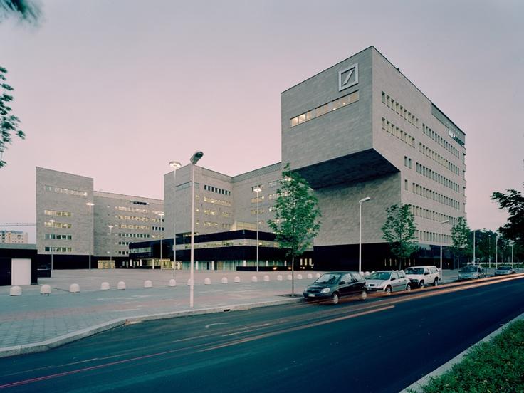 Gino Valle Deutsche Bank Headquarters P.P. Bicocca