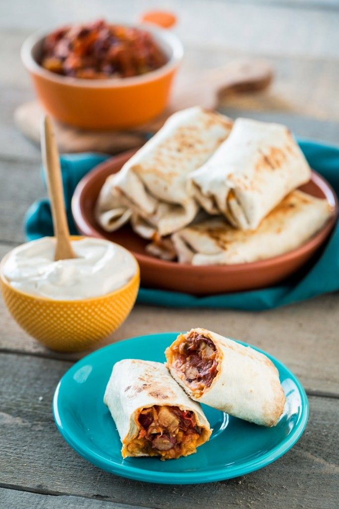 Vegan Mini Skillet-Grilled Chili Cheese Burritos- perfect for game day ...