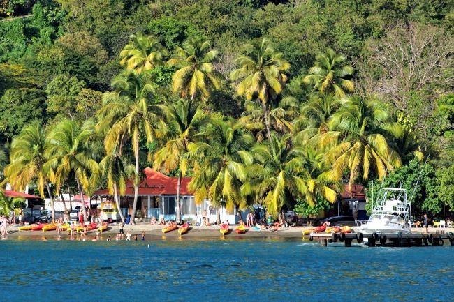 Malendure Beach - Guadeloupe