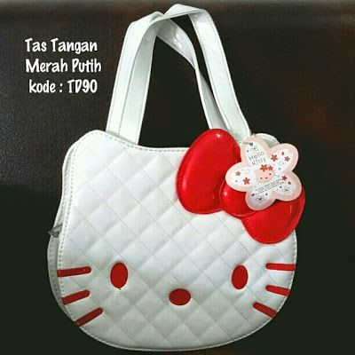 Toko Cherish Imut: Tas Tangan Hello Kitty Murah Grosir Ecer Glamour P...