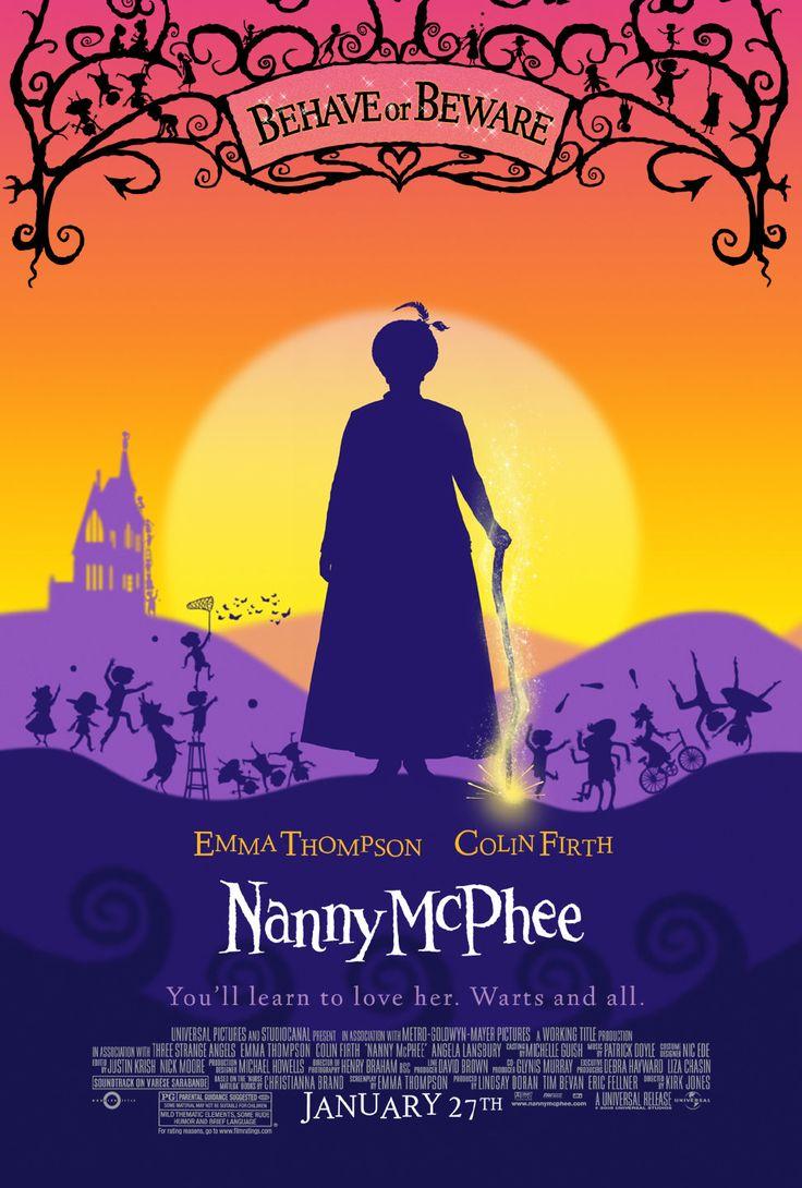 Nanny McPhee  http://www.imdb.com/title/tt0396752/