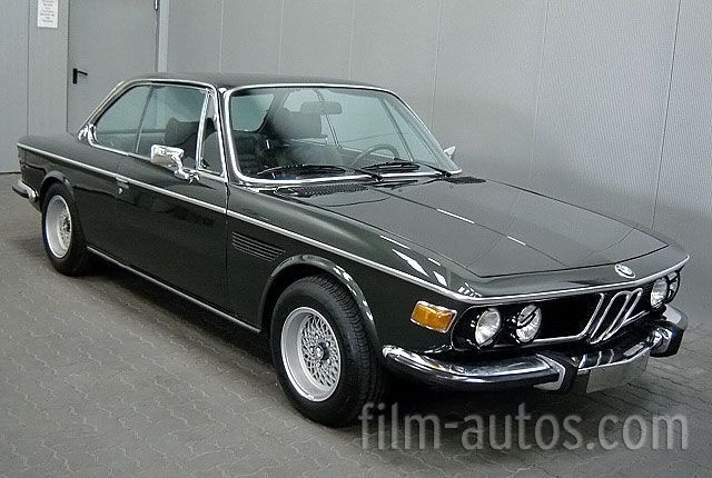 bmw 3 0 csi e9 coupe sportwagen baujahr 1975 bei. Black Bedroom Furniture Sets. Home Design Ideas