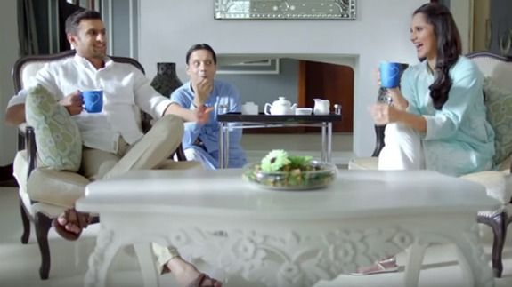 Sania Mirza and Shoaib Malik's new ad captures India and Pakistan's cricketing rivalry ahead of ICC T20 World Cup clash