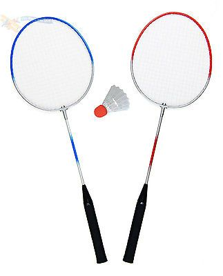 2 #player metal #badminton set rackets shuttlecock kids #outdoor garden game toy,  View more on the LINK: 	http://www.zeppy.io/product/gb/2/390838954781/