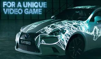 Lexus, Trace Your Road