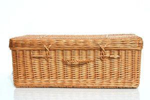 Walizka piknikowa 66002/60 cm.Wiklinowy Dom.