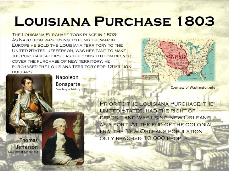 thomas jefferson louisiana purchase essay The louisiana purchase posed several significant moral dilemmas for president thomas jefferson, among these were he believed that federal government should not practice any powers those were not granted by the constitution.