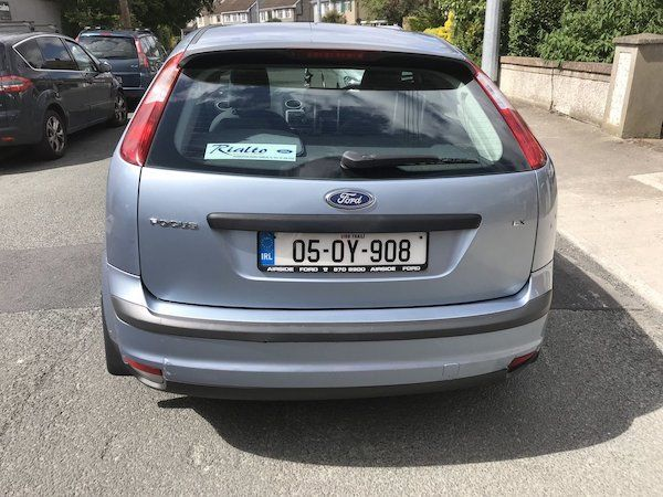 Ford Focus 1 4 Passed Nct Yesterday For Sale In Dublin On Donedeal