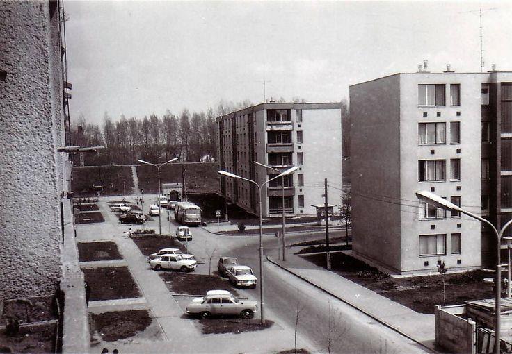 Szeged Olajos -Csörlő u sarok, 43-as busz végállomás