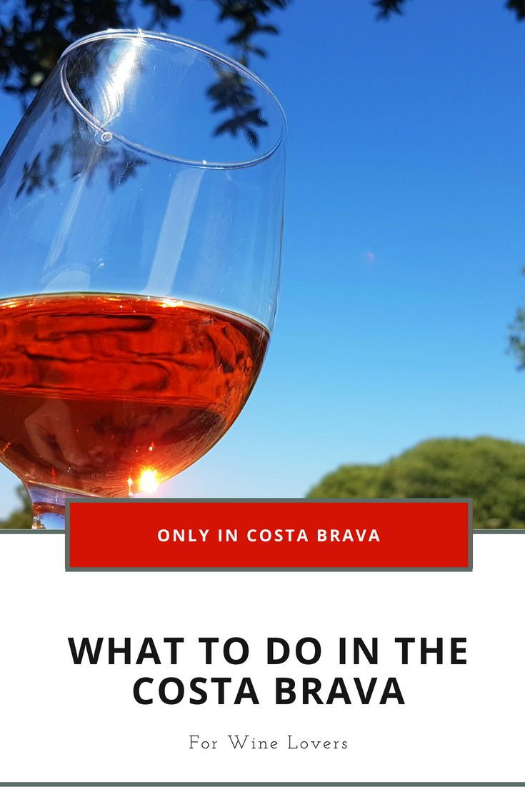 What To Do In The Costa Brava For Wine Lovers Culinary Travel Spain Travel Guide Travel Food