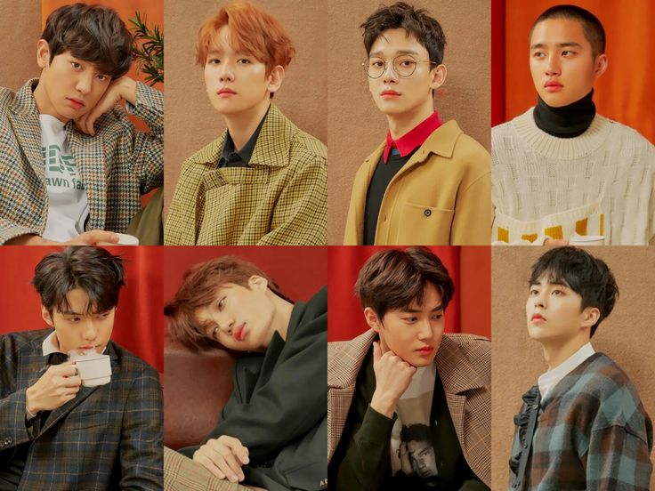 EXO - Digital Booklet : 'UNIVERSE' from iTunes