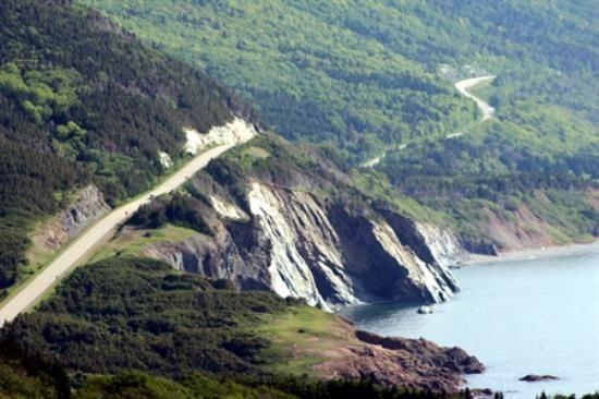 Photo of Cape Breton Highlands National Park