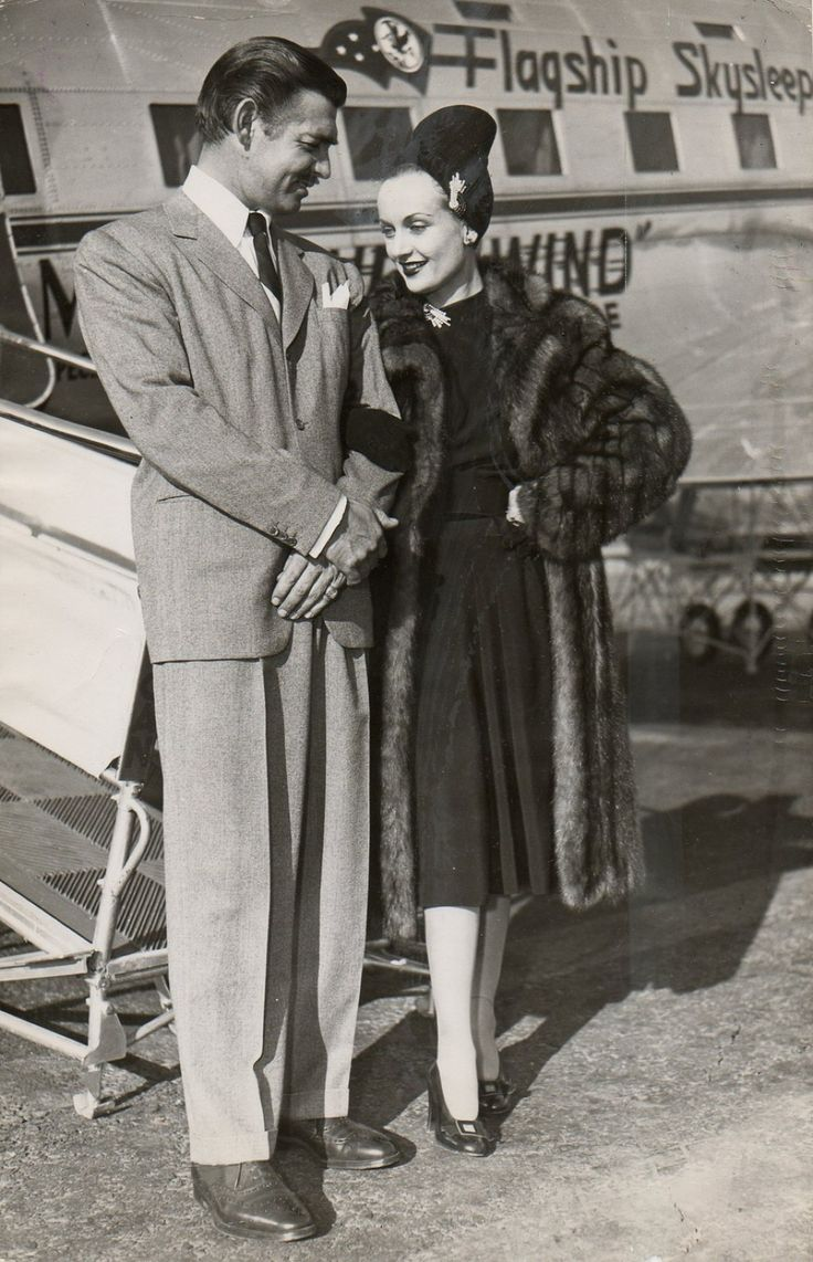 clark gable spouse - Google Search