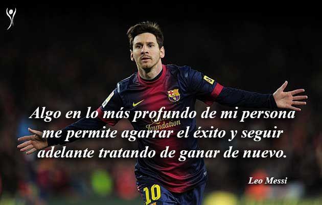 Messi Frases Futbol Frases De Futbol Futbol Frases De