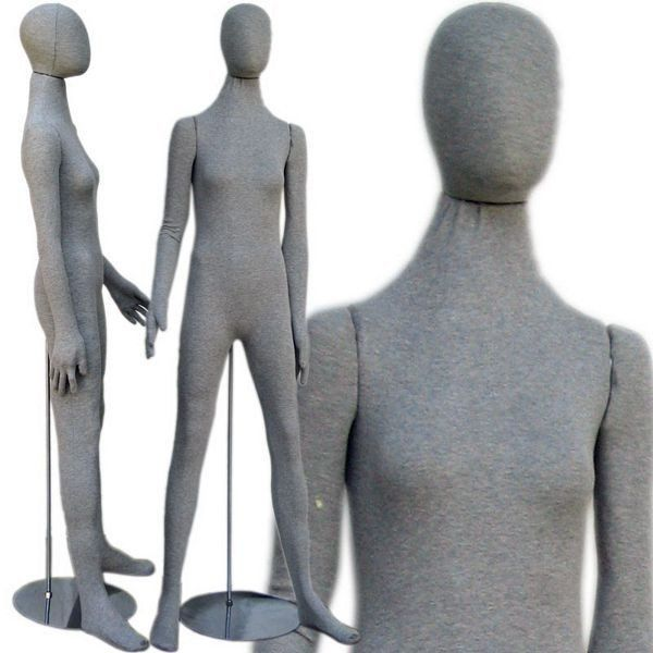 Bendable Female Cloth Mannequin #2 – Mannequin Madness