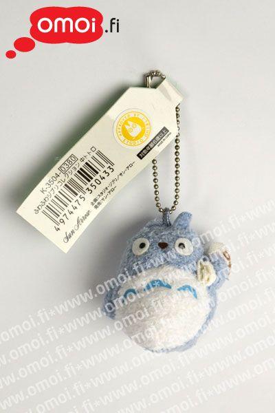 Totoro avaimenperä pieni: sininen Totoro - 7,00EUR : Omoi.fi, anime, manga ja cult oheistuotteiden verkkokauppa