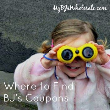 Are You Wondering Where to Find BJs Coupons? - http://www.mybjswholesale.com/2016/08/find-bjs-coupons.html/