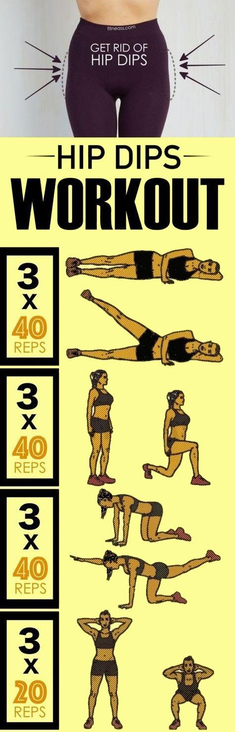 8 Best and Effective Exercises To Get Tight Hips Fast | Craze Life