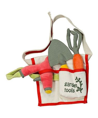 Plush Garden Hop Activity Belt by North American Bear Co. #zulily #zulilyfinds