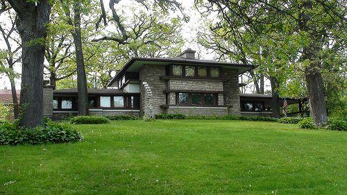 Raymond W. Evans Home