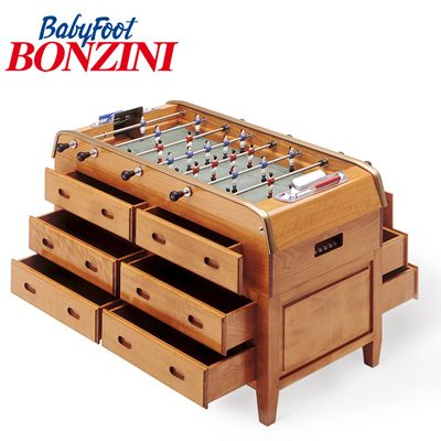 Bonzini 12 Grand Tiroirs Table Football