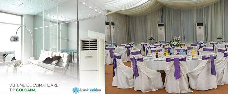 Climatizare - Restaurant cafenea club