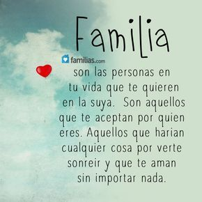 Yo amo a mi familia www.familias.com #amoamifamilia #matrimonio #sermamá #bebé #hermanos #hijos #amor #familia #frases #familiafrases