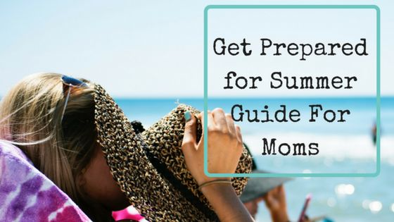 FREE email mini-guide to help us prepare to have the best summer possible.
