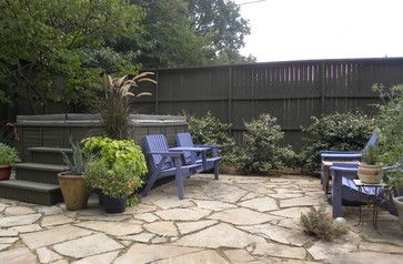 Hot Tub Landscaping Design Ideas, Pictures, Remodel, and Decor - page 2